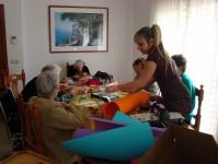 Animación sociocultural y actividades :: Residencia Tercera Edad El Jardí de l'Empordà - Vilamalla