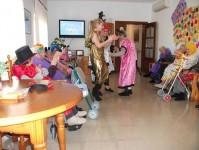 Carnavales :: Residencia Tercera Edad El Jardí de l'Empordà - Vilamalla