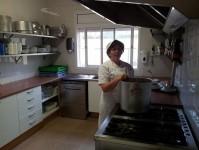 Cocina propia :: Residencia Tercera Edad El Jardí de l'Empordà - Vilamalla