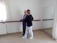 Fisioterapia y rehabilitación :: Residencia Tercera Edad El Jardí de l'Empordà - Vilamalla