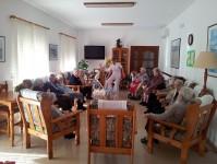 Fisioterapeuta :: Residencia Tercera Edad El Jardí de l'Empordà - Vilamalla
