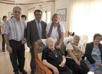 Centenarios :: Residencia Tercera Edad El Jardí de l'Empordà - Vilamalla