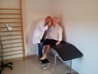 Médico :: Residencia Tercera Edad El Jardí de l'Empordà - Vilamalla