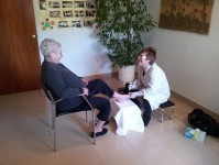 Podología :: Residencia Tercera Edad El Jardí de l'Empordà - Vilamalla