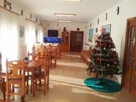 Sala d´estar autònoms :: Residència Tercera Edat El Jardí de l'Empordà - Vilamalla